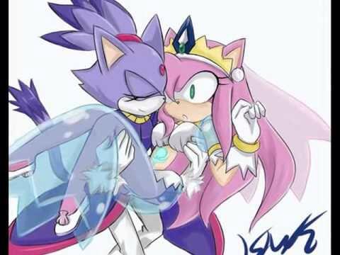 Blaze X Amy Sonic