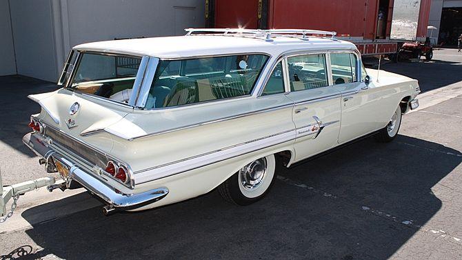 1960 Chevrolet Nomad Mecum Auctions Chevrolet Mecum Auction Classic Cars Muscle