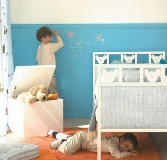 pintura de pizarra para las paredes