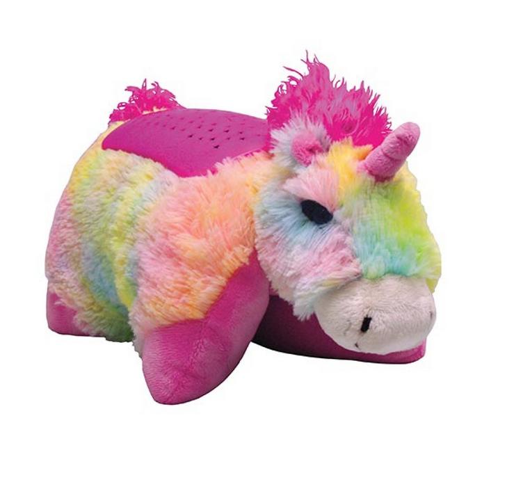 Dream Light Unicorn Animal Pillows Unicorn Toys Night Light Kids
