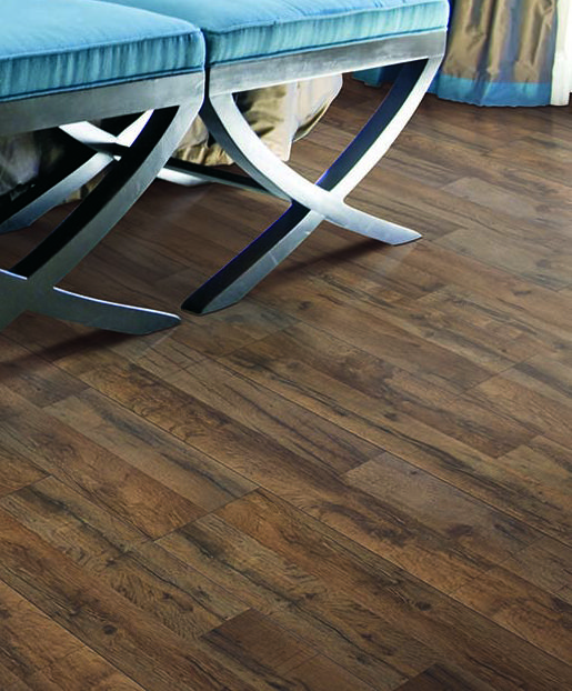Add A Wow Factor Underfoot With Mohawk Proclaim Laminate Flooring