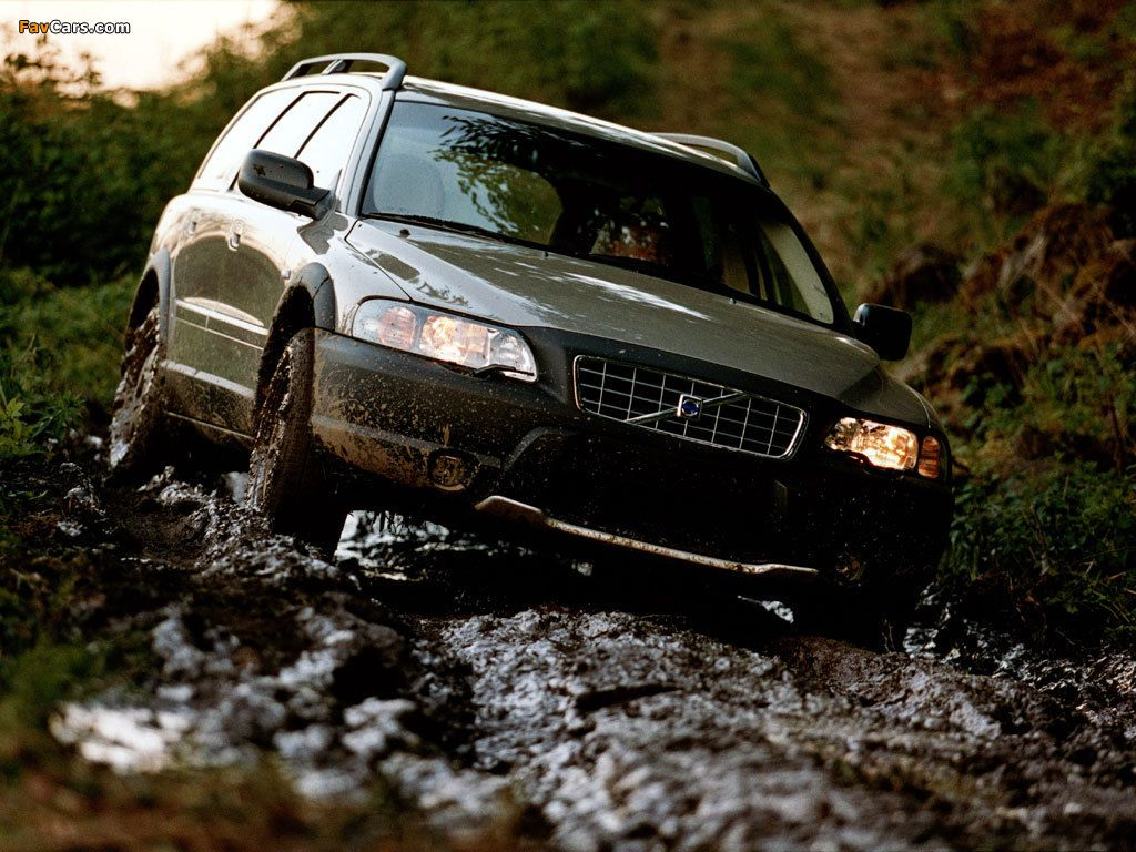 Volvo V70xc 2000 05 Wallpapers Volvo Concept Cars Wallpaper