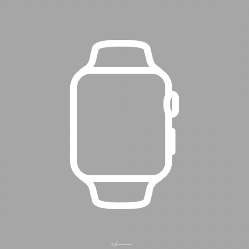 Apple Watch App Icon Black In 2021 App Icon Iphone Icon Apple Watch Apps