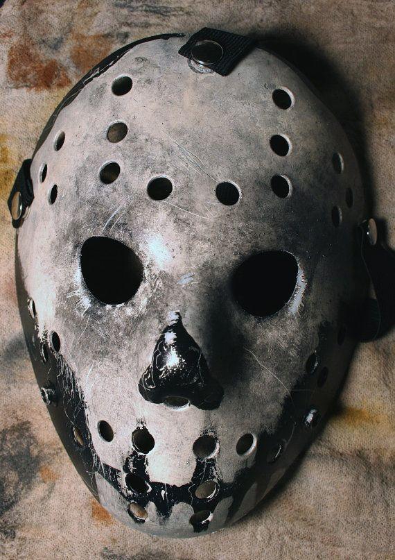 how to make a casey jones hockey mask