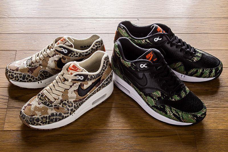 Nike Air Max 1 Premium QK Brazil Shoes