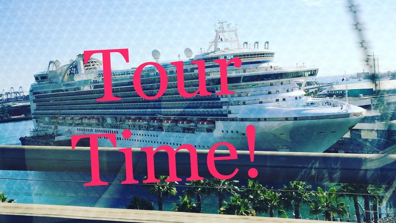 Awesome Crown Princess Cruise Ship Tour Weekend Getaway Cruise - Awesome cruise ships