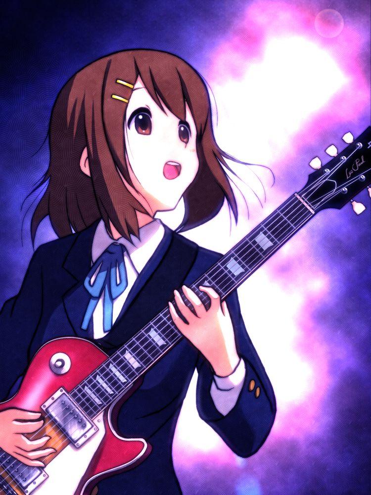 KON Yui K on yui, Anime, Favorite character
