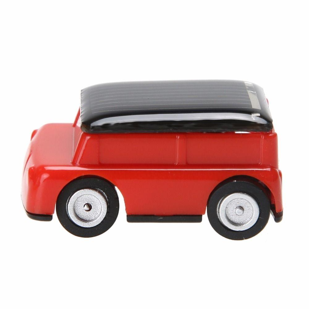 Educational car toys   Pcs New Hot Solar Power Car Mini Toy Car Racer Educational Gadget