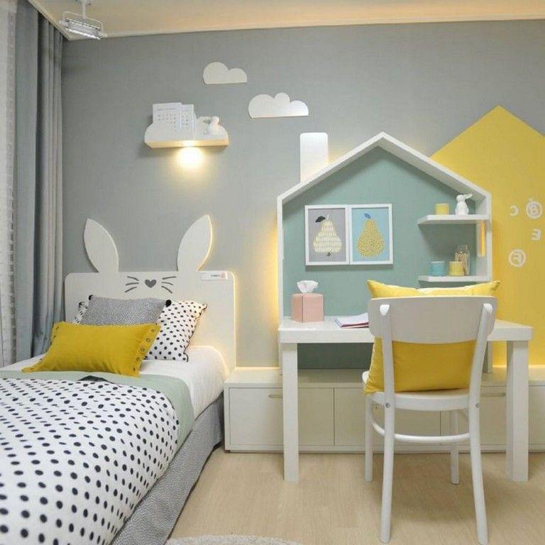 28 Funny Kids Bedroom Design Ideas Kids Bedroomdesign Bedroomdesignideas Kid Room Decor Girl Room Kids Room Inspiration