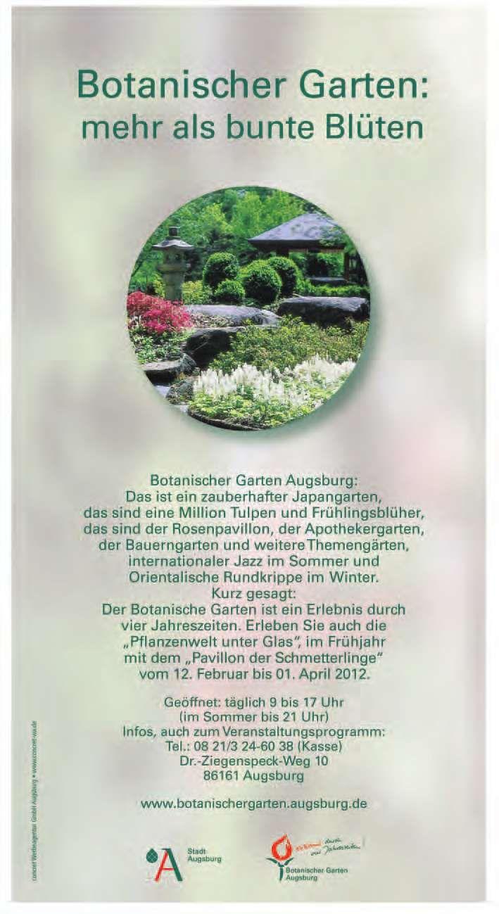 31 Schon Botanischer Garten Augsburg Schmetterlinge Botanischer Garten Augsburg Botanischer Garten Garten
