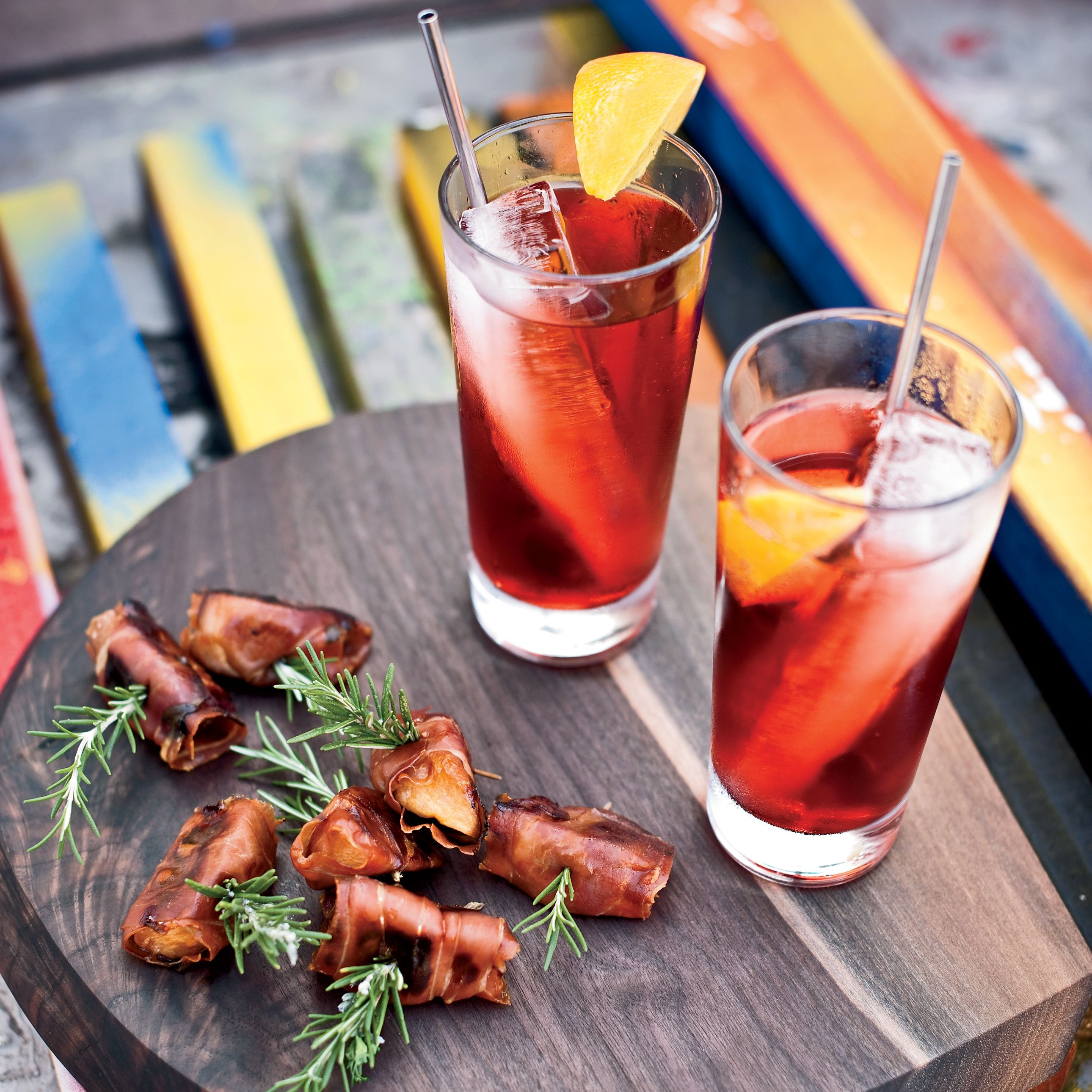 Americano Recipe Campari Cocktails Appetizer Recipes Appetizers