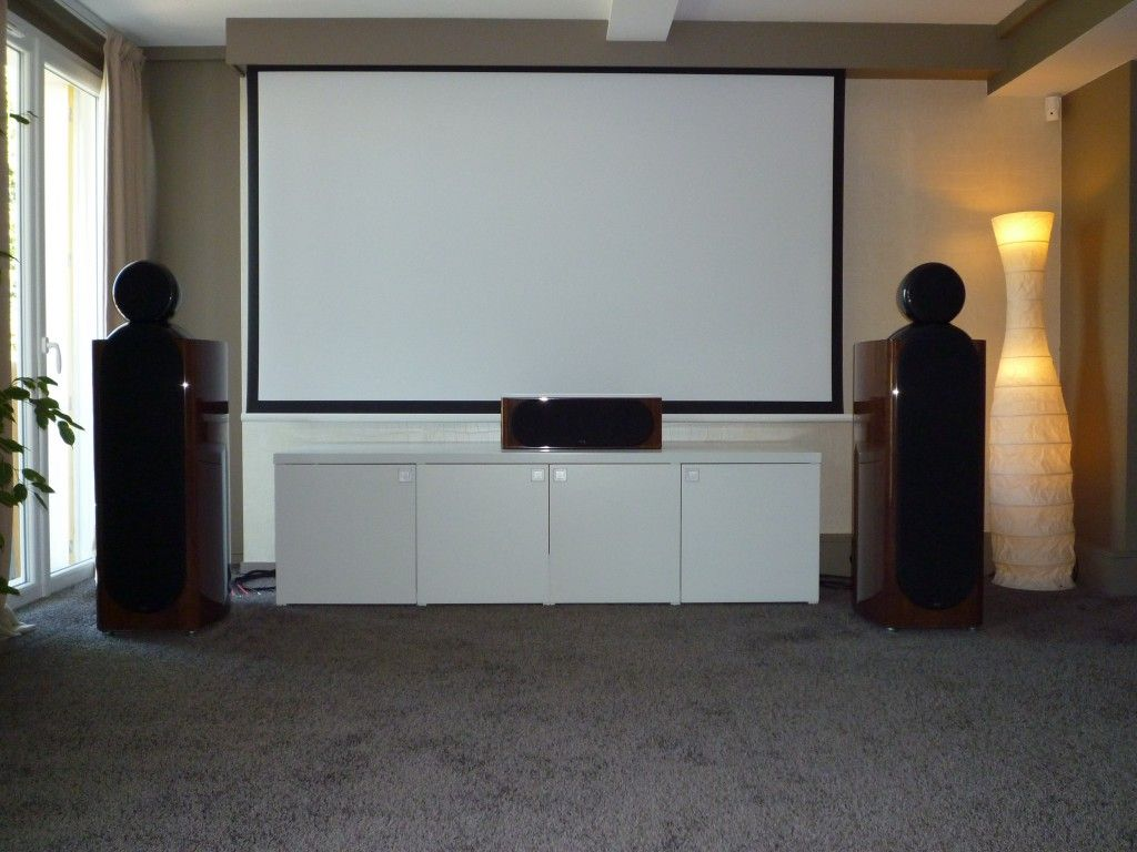 Home projection tvs