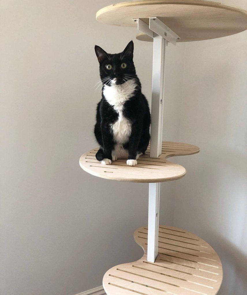 Diy Ikea Cat Tree Ikea Cat Diy Cat Tree Cat Furniture