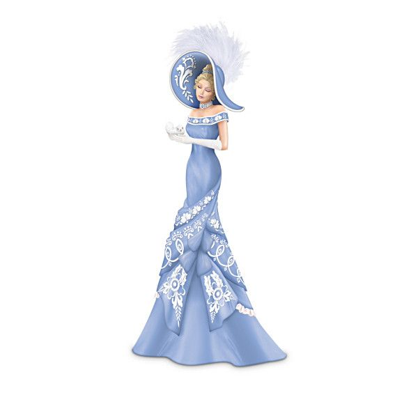 Ladies Of Victorian Virtue Figurine Collection