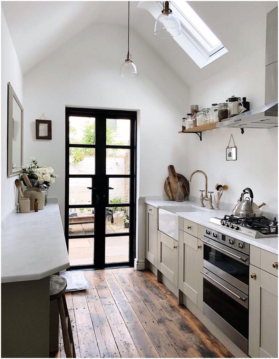 11 Beautiful Galley Kitchen Design Ideas