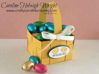 Woven easter basket video tutorial with stampin up basket bunch woven easter basket video tutorial with stampin up basket bunch negle Gallery