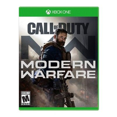 Call Of Duty Modern Warfare Xbox One Modern Warfare Call Of Duty Xbox One Games