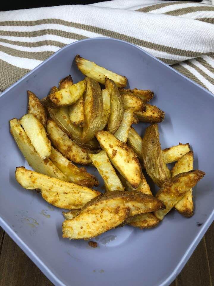 Air fryer air fried instant pot vortex plus crispy