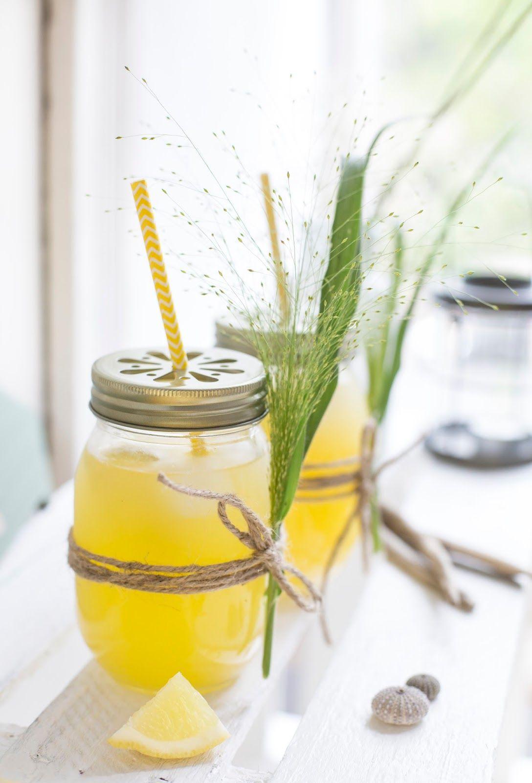 die besten 25 limonade rezept ideen auf pinterest limonaden zitronen eistee und zitronen. Black Bedroom Furniture Sets. Home Design Ideas