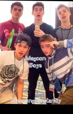 mag-con boys | magcon boys jan 06 2014 okay so the normal magcon boys fanfictions are ...