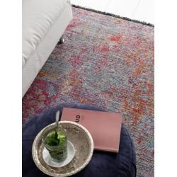 Photo of benuta Trends Flachgewebeteppich Ian Multicolor 160×220 cm – Vintage Teppich im Used-Lookbenuta.de