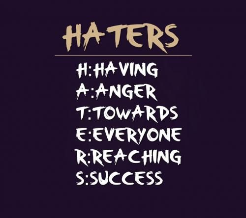 facebook posts for haters - Google Search