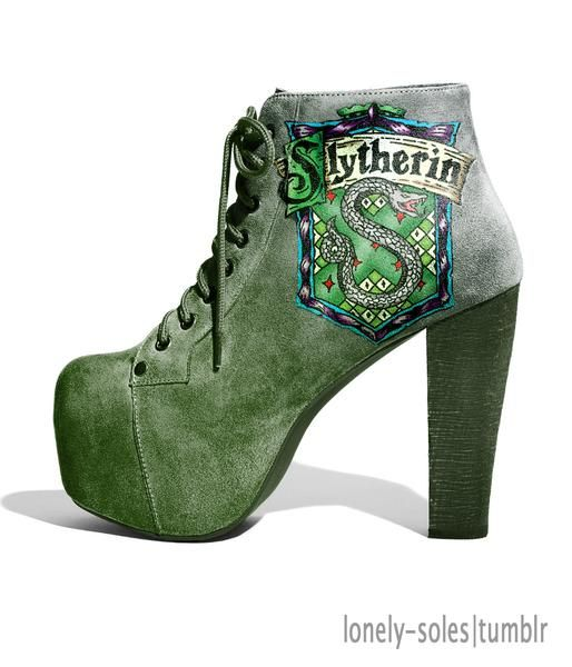 ea0ecf03a I found 'Slytherin Harry Potter Shoes' on Wish, check it out! | Prom ...