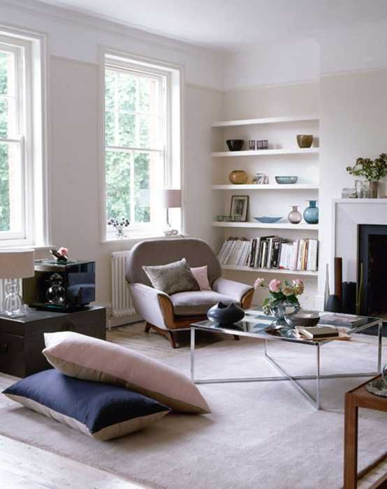 20 Cozy Home Interior Design Ideas: 20 Cozy Living Room Designs With Fireplace And Family