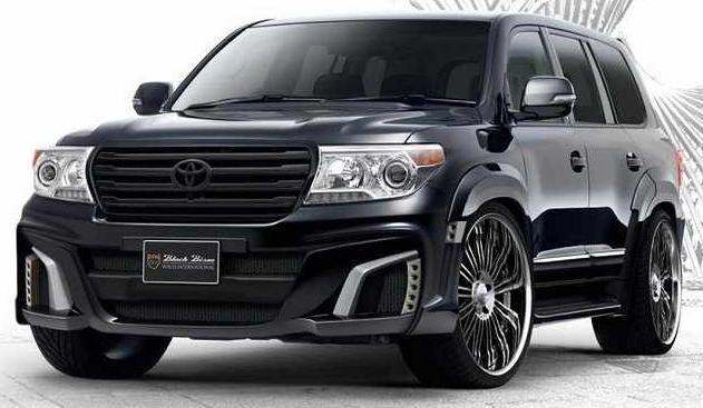 2017 Toyota Land Cruiser V8 Prado Concept, Horsepower, Specs