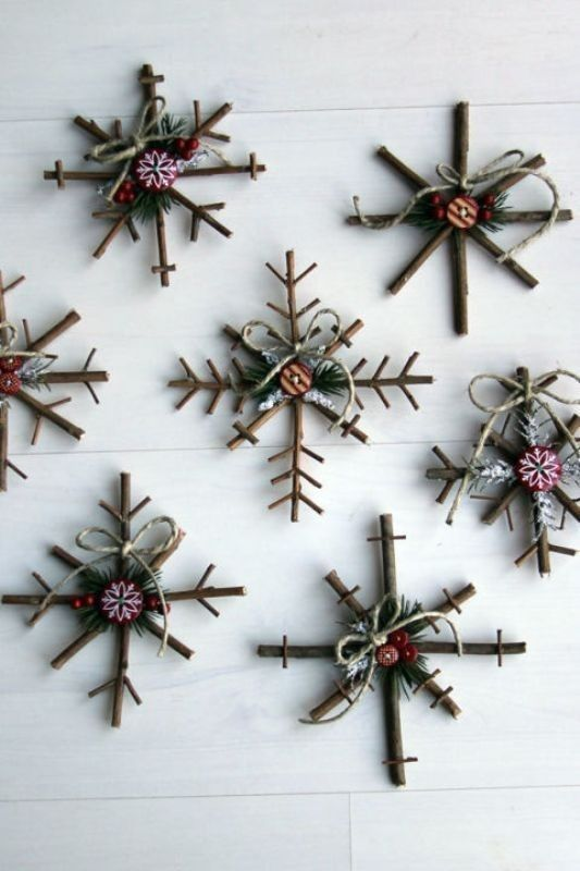 111 World's Most Magical DIY Christmas Ornaments for a Merry Xmas