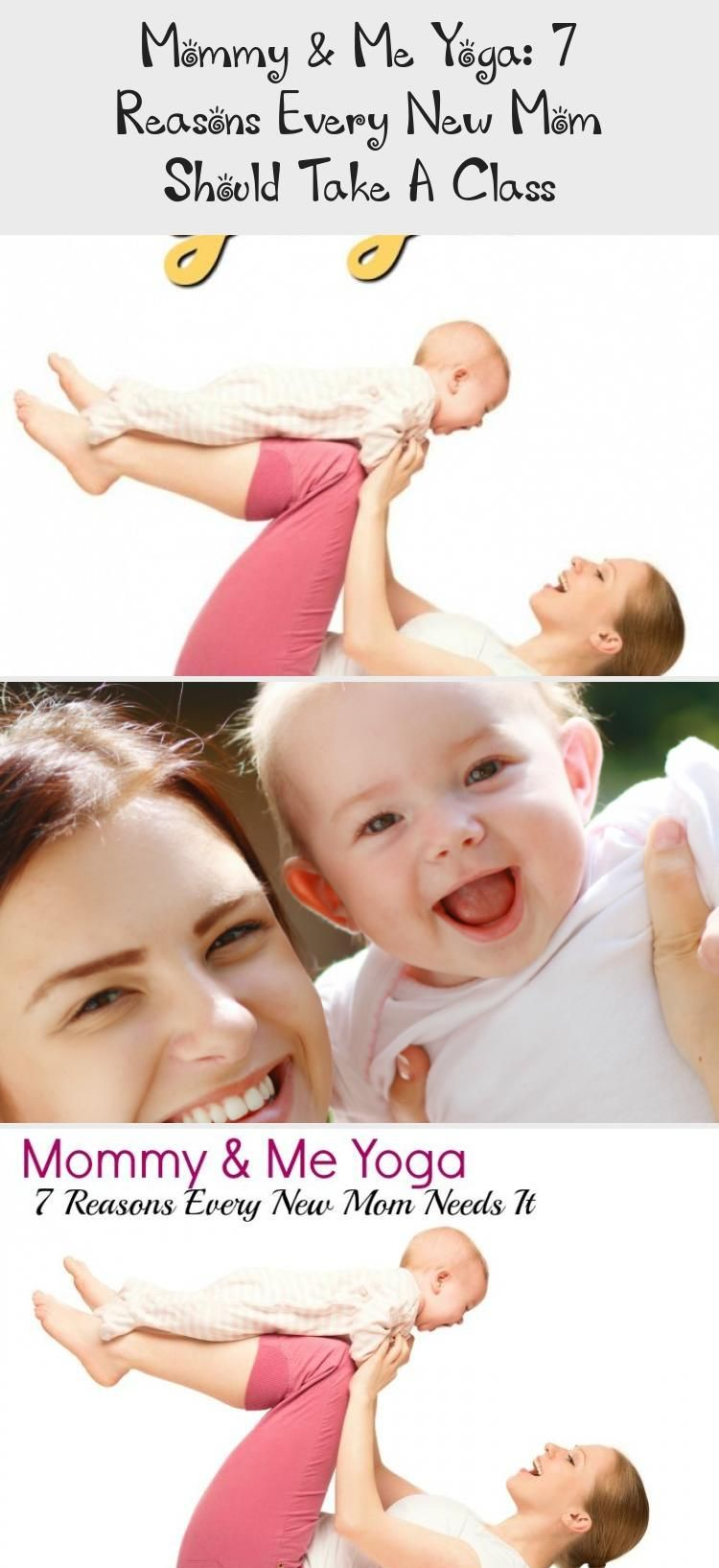 Mommy & Me Yoga: 7 Reasons Every New Mom Should Take A ...