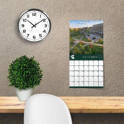 2018 TF Publishing Wall Calendar - Michigan State University, 2018 Wall Calendar - Michigan State University