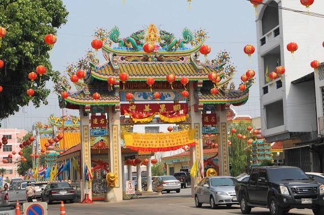KUUNSÄTEESSÄ: Kiinalaisten Uusi vuosi