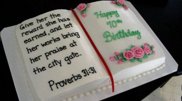 Brilliant Will Do A Bible Cake For Mothers Day With Images Birthday Funny Birthday Cards Online Inifofree Goldxyz