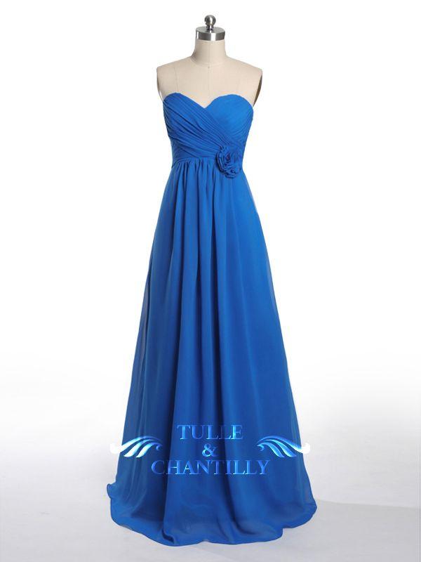 47++ Royal blue wedding dress ideas info