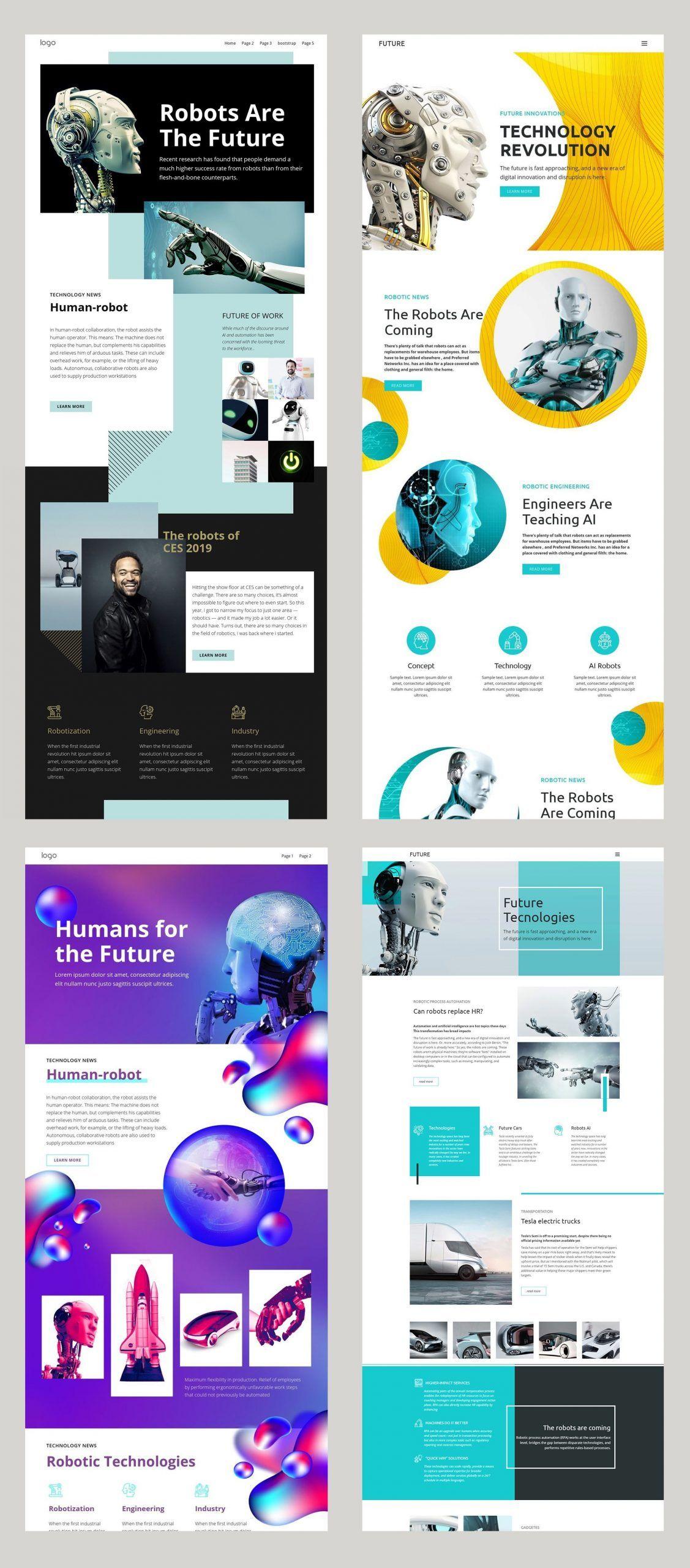 Kostenlose Vorlagen Von Nicepage Builder In 2020 With Images Diy Website Design Website Design Layout Website Design