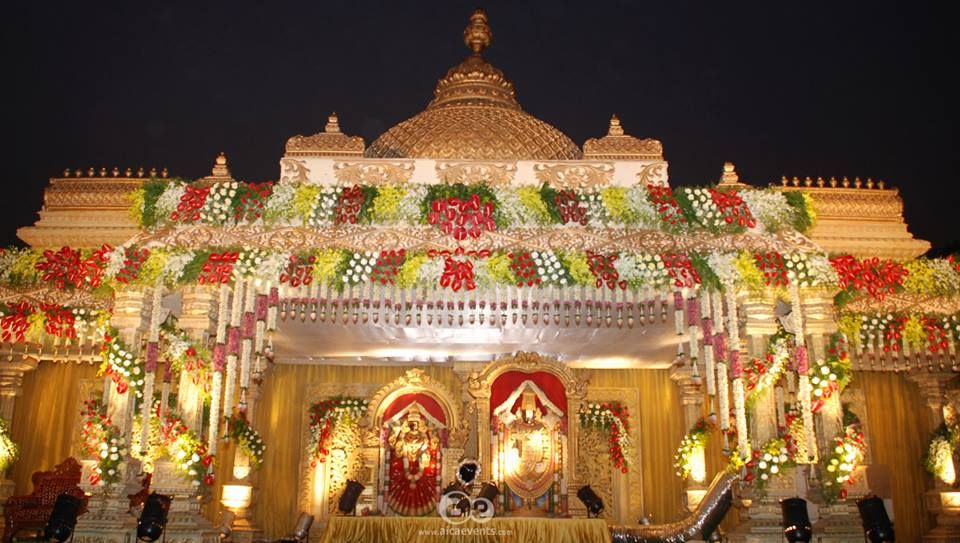 Indian DecorationsTemple DecorationTemple ThemeWedding Decoration Indian DecorationsTemple