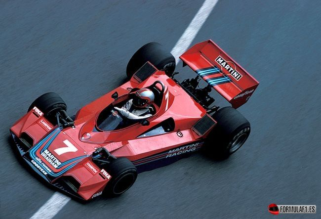 1977 Brabham BT45B - Alfa Romeo (John Watson)