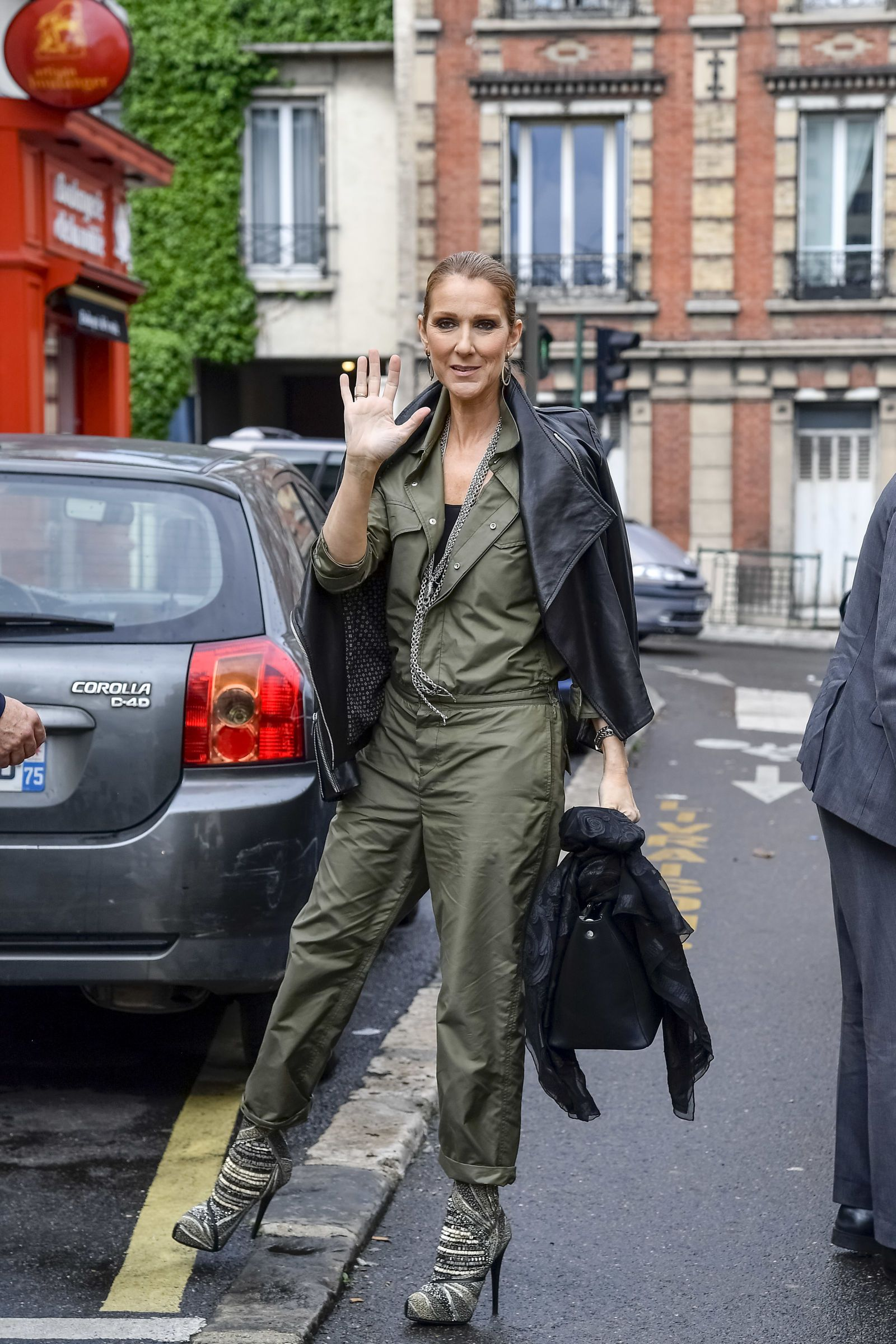 Celine Dion Is Giving Kate Middleton a Run for Her Money