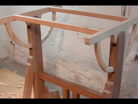 Make A Wood Drafting Table The Architect S Part