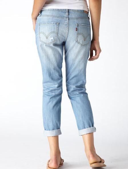 8b4464deb32 Levi s The Boyfriend Jean 513 Straight leg Slouchy Size 1 up to 17  Variation  LenisTheBoyfriendJean513  Boyfriend