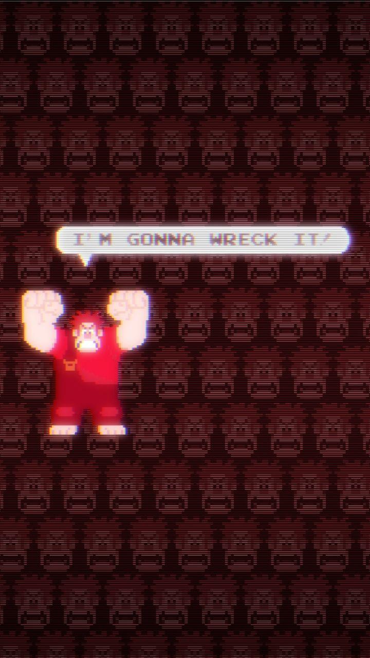 Movie Wreck-It Ralph Ralph (Wreck-It Ralph) (720x1280) Mobile Wallpaper #wreckitralph