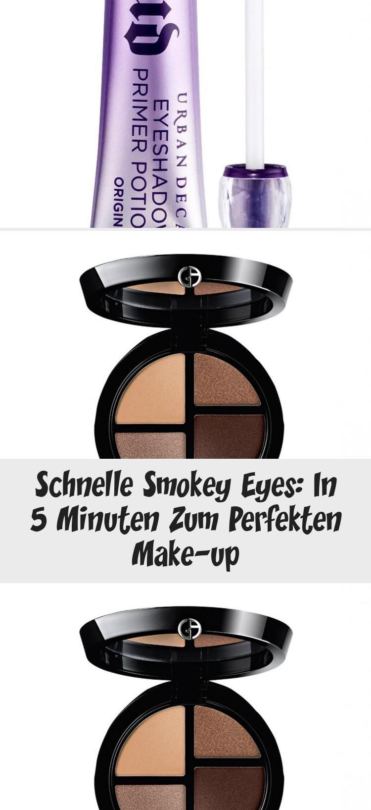 Photo of Fast Smokey Eyes: The perfect make-up – in 5 minutes