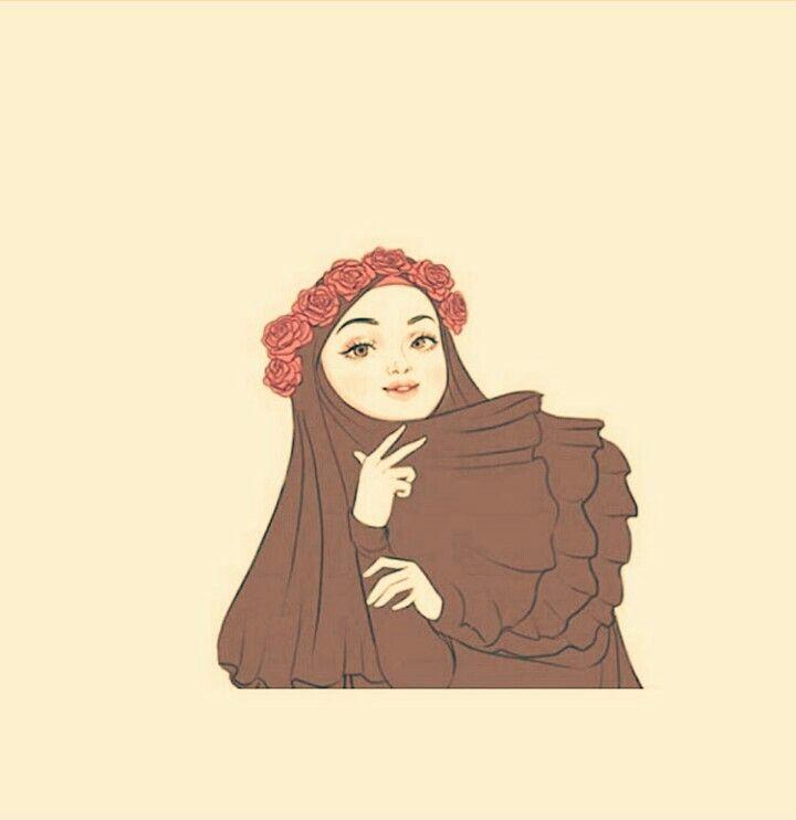 Muslim Islam Tesettur Art Anime