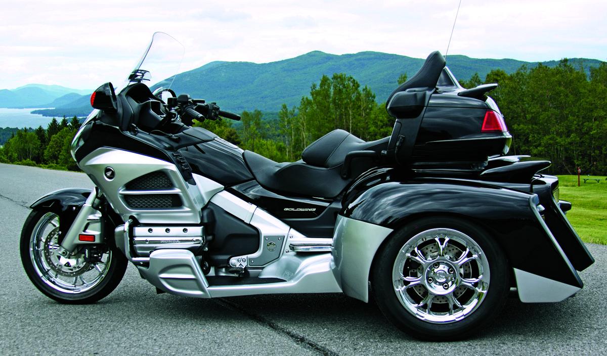 2016 Honda Goldwing Trike