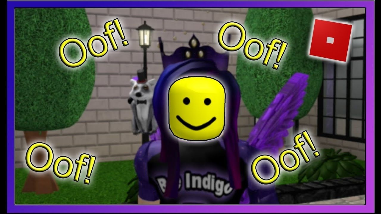 The Roblox Oof Special (500 Subs!!!) - Bre Indigo Youtube