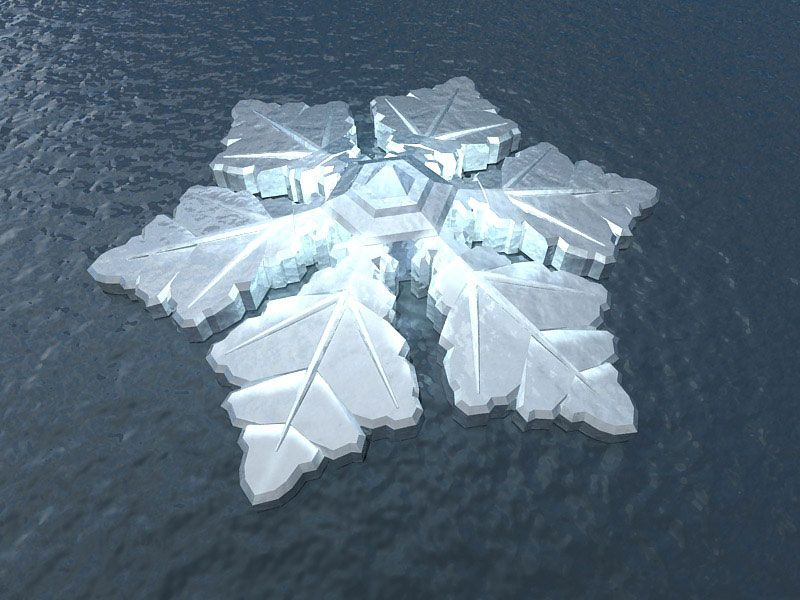 Where Dreams and Reality Collide: Norway's Krystall Hotel to be a Floating Snowflake