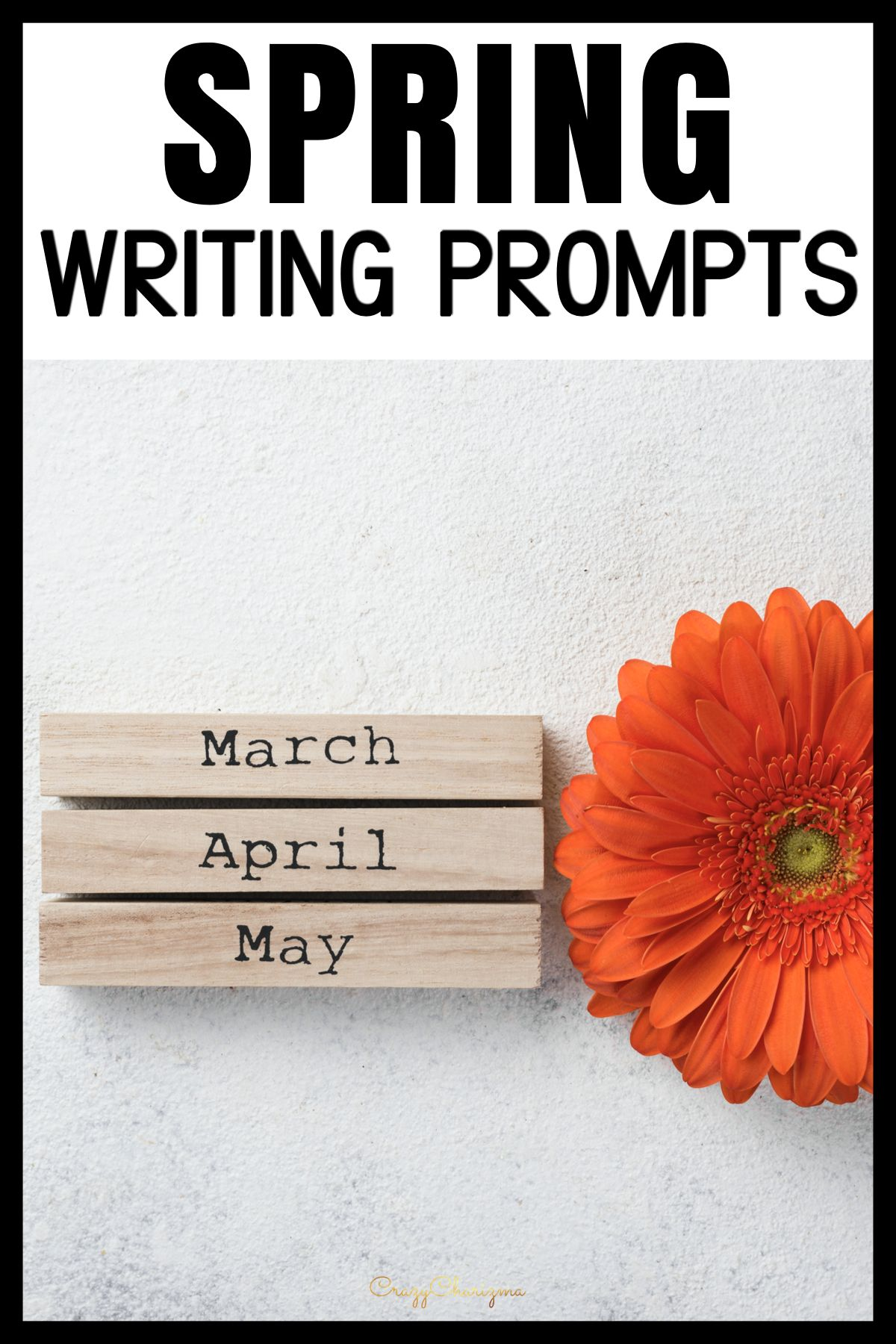 Spring Writing Prompts In