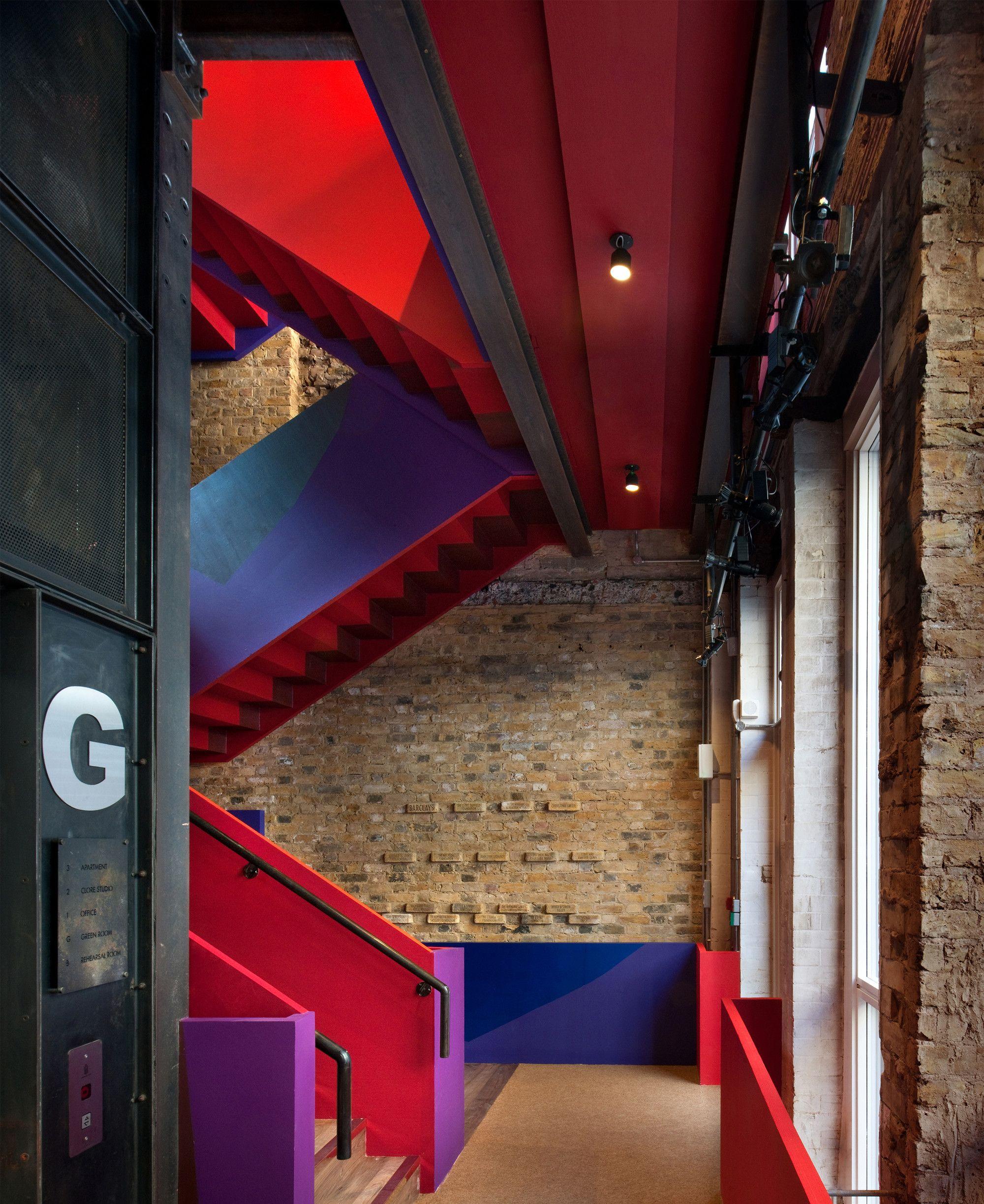 Compañía de teatro Donmar Dryden Street,© Philip Vile