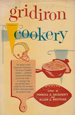 Gridiron Cookery Football Coach Wife Cookery Coaches Wife